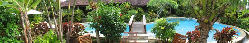 Romantic Bali Mountain Villa Damai